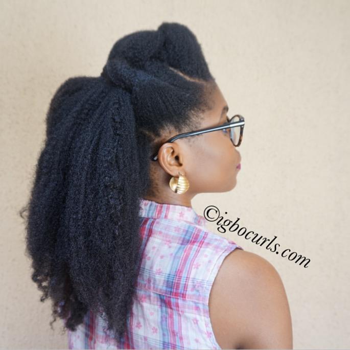 IGBOCURLS- Chinwe Juliet