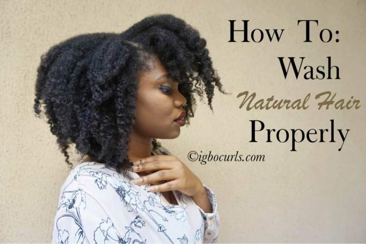 Cut Down Time on Wash Day with Natural Hair
