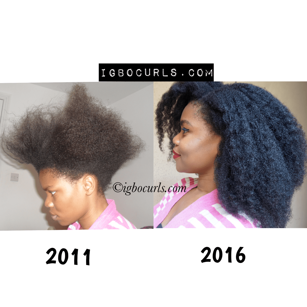 How To Unhealthy Relaxed Hair To Healthy Natural Hair