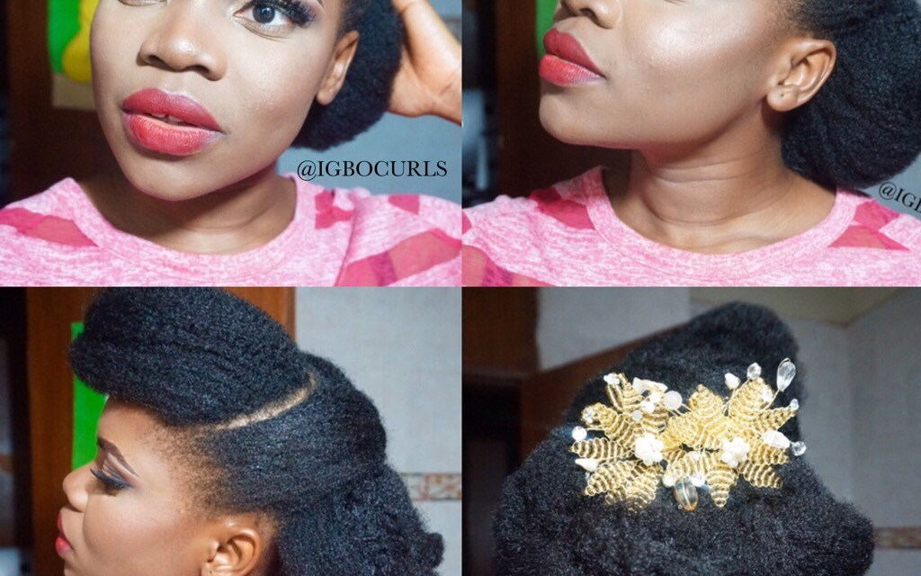 5 Ways to Style Natural Hair for Weddings, Prom & Graduation