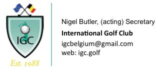 IGC Logo - acting Secretary