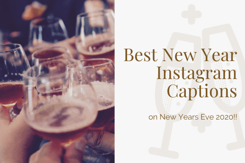 New Year Instagram Captions