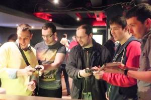 Global Game Jam Play Party 2014 in Glasgow