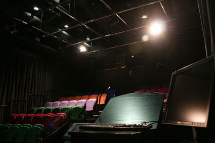 Hannah Maclure Centre cinema