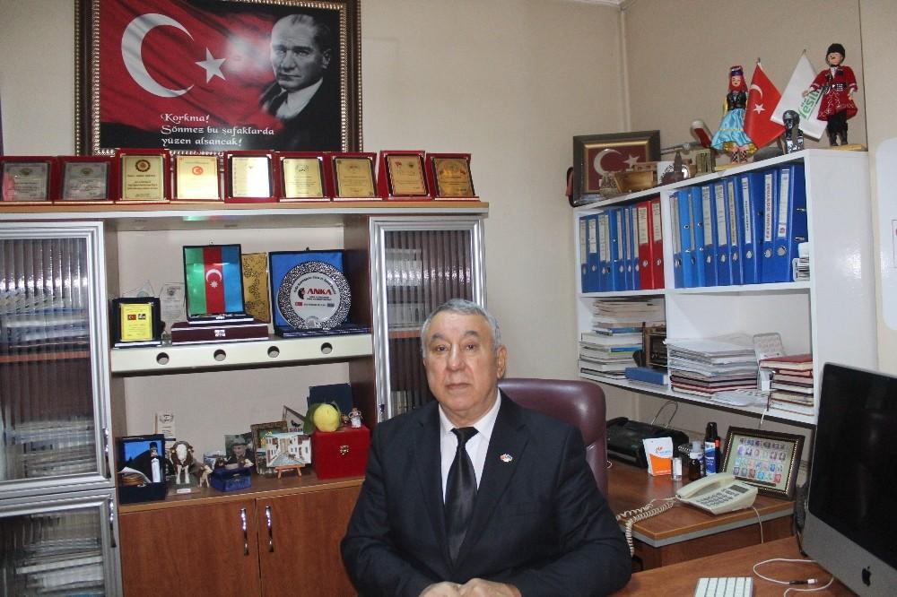 """Serdar Ünsal: """"Gazeteciler bizim gören gözümüz işiten kulağımızdır"""""""
