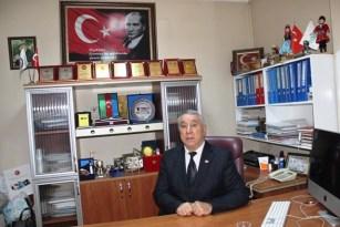 """TADDEF Genel Başkan Yardımcısı Serdar Ünsal: """"Bir kere yükselen bayrak bir daha inmeyecektir"""""""