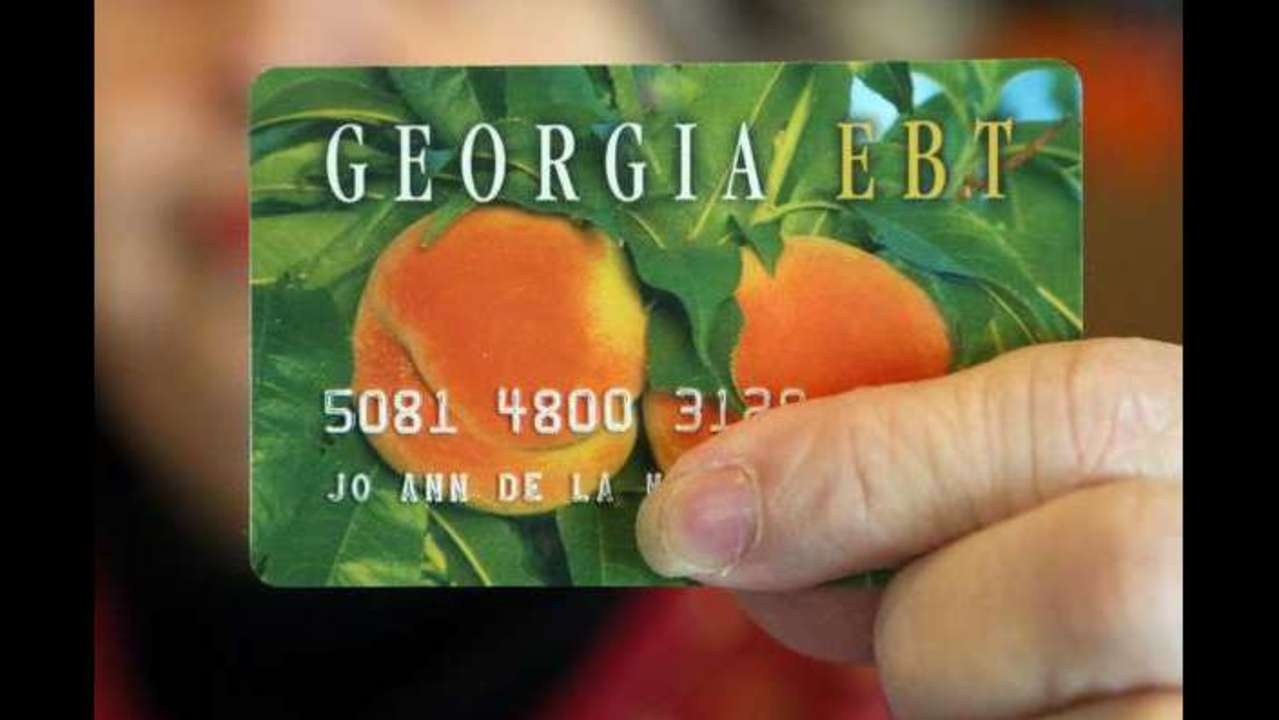 Customer Service Ga Food Stamps