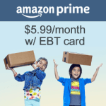 """How to Sign up for Amazon EBT Discount"""