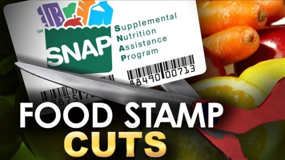"""some lose food stamps in Georgia"""