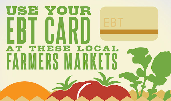 """100 Farmers Markets that accept EBT in Georgia"""