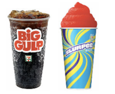 """""""Can I buy Slurpee with Food Stamps?"""""""