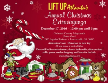 Lift Up Atlanta Christmas Assistance