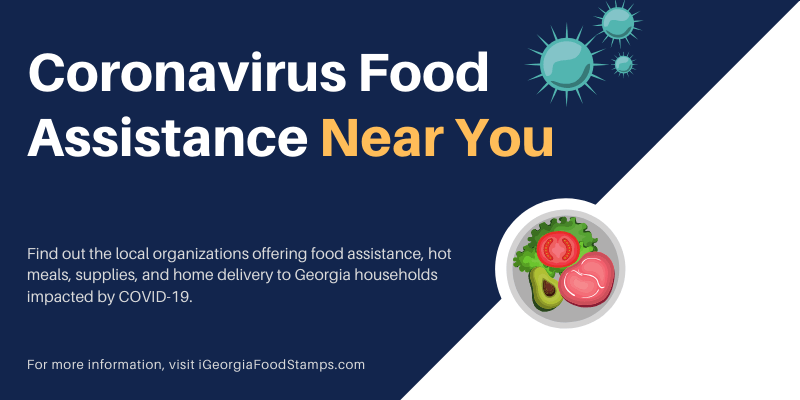 Coronavirus Food Assistance in Georgia