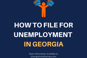 File for Unemployment in GA