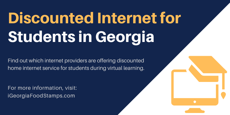 DiscountedInternet for Studentsin Georgia