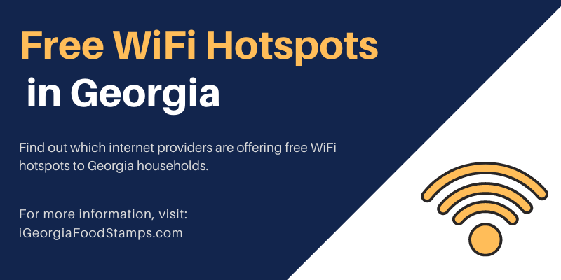 Free WiFi Hotspots in Georgia