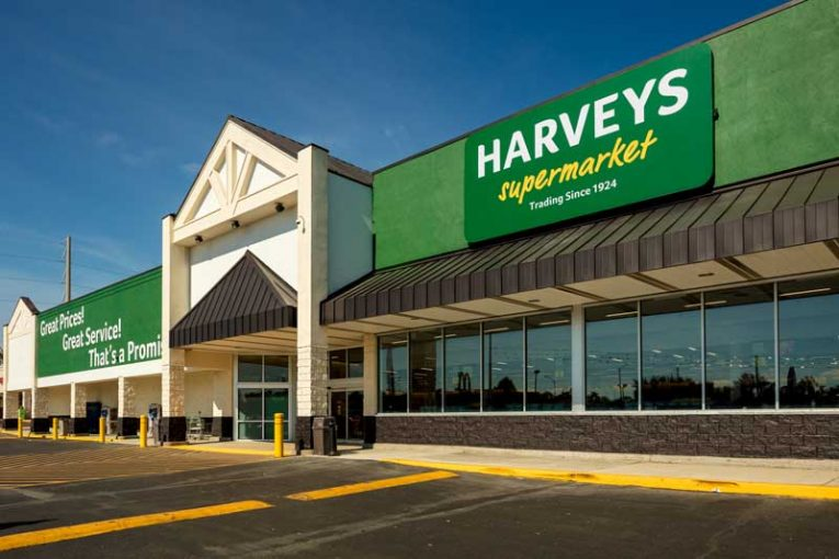 Harveys Supermarket stores that accept EBT in Georgia