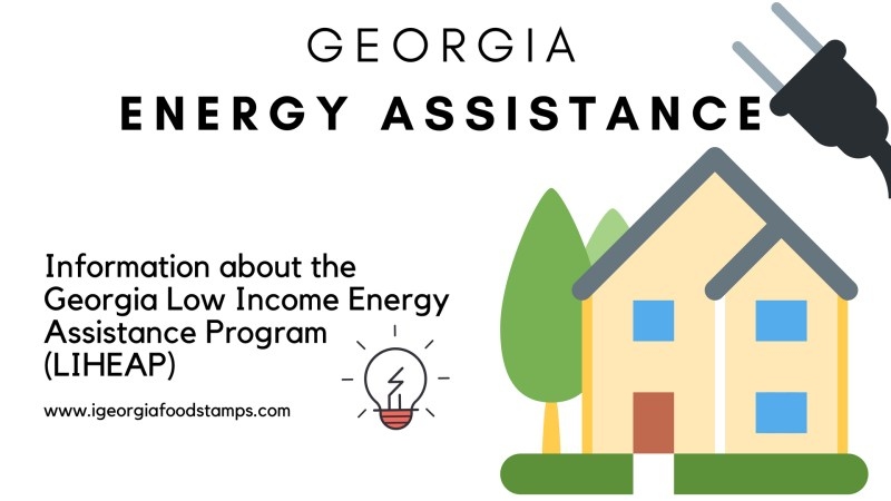 Georgia Energy Assistance Program for Low Income Households