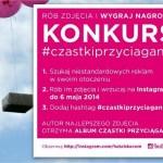 Konkurs #czastkiprzyciagania Natalii Hatalskiej