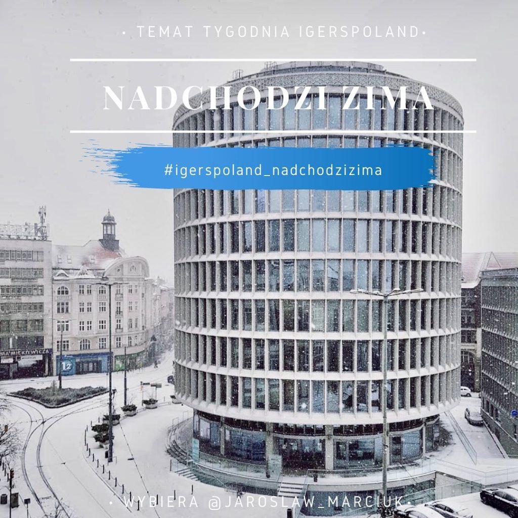 Zima w Polsce zdjęcia z Instagrama