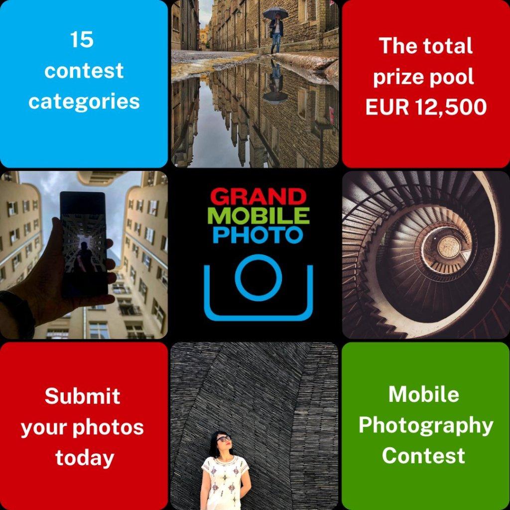 GrandMobilePhoto fotograficzne konkursy fotografia mobilna igerspoland igers magazyn press