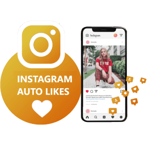 Instagram Auto Likes