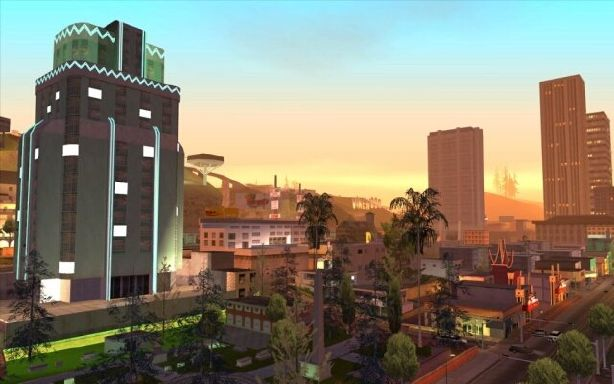 Grand Theft Auto: San Andreas Torrent Download
