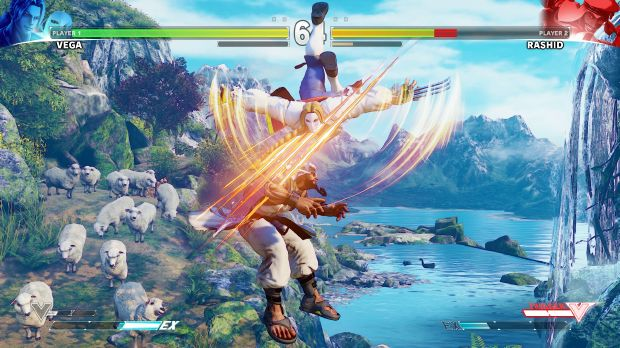 Street Fighter V 2017 Deluxe Edition Torrent Download