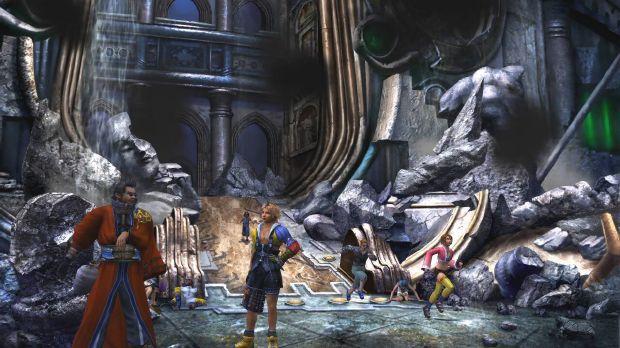 FINAL FANTASY X/X-2 HD Remaster Torrent Download