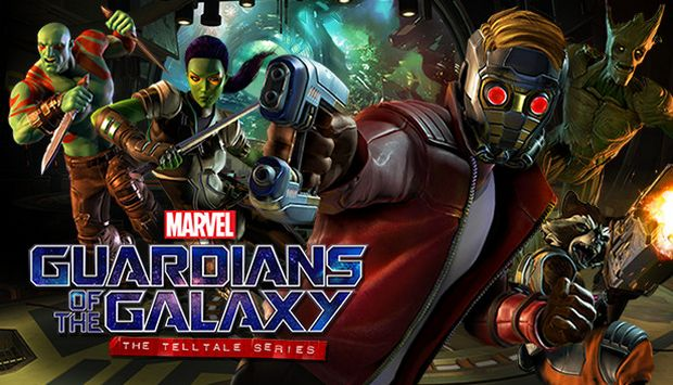 Marvel's Guardians of the Galaxy: The Telltale Series Free Download (Episode 1-4)