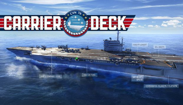 Carrier Deck Free Download
