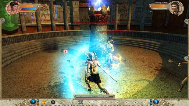 Numen: Contest of Heroes Torrent Download