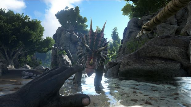 ARK: Survival Evolved PC Crack