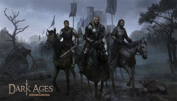 Strategy and Tactics: Dark Ages Free Download