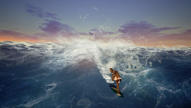 Surf World Series PC Crack