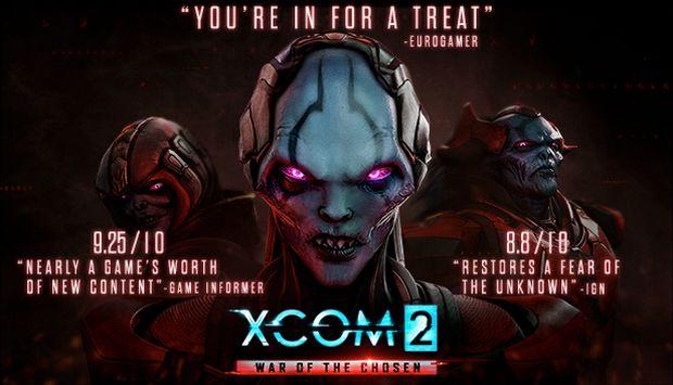 XCOM 2: War of the Chosen Free Download