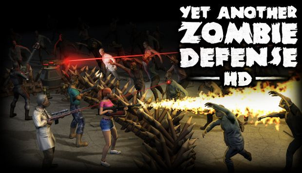 Yet Another Zombie Defense HD Free Download