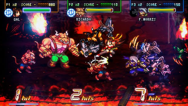 Fight'N Rage Torrent Download