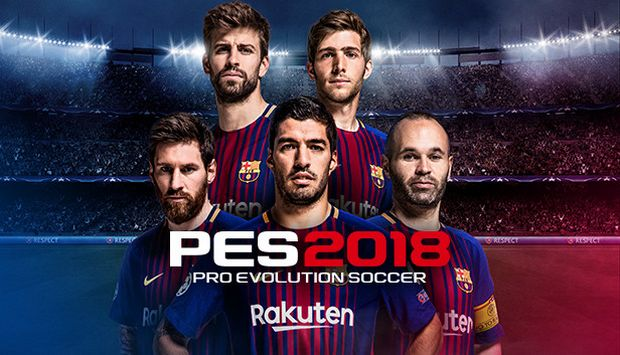 Free Download PRO EVOLUTION SOCCER 2018 (CPY)Free Download PRO EVOLUTION SOCCER 2018 (CPY)