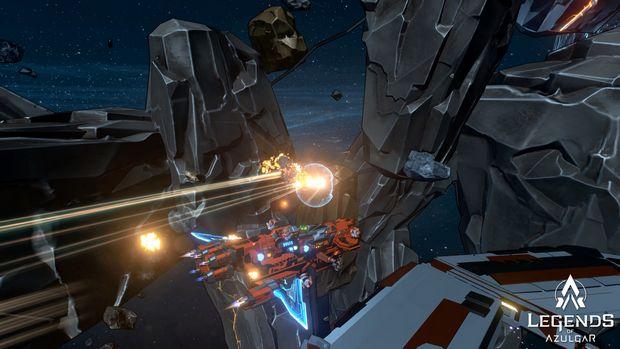 Space Conflict - Legends of Azulgar PC Crack