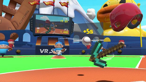 VR Slugger: The Toy Field PC Crack