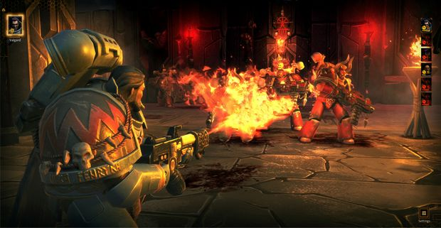Warhammer 40,000: Space Wolf Torrent Download