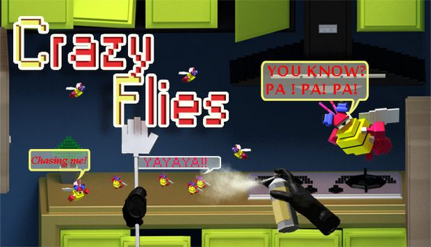 Crazy Flies Free Download