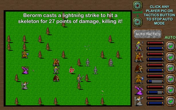 DUNGEONS OF CHAOS PC Crack