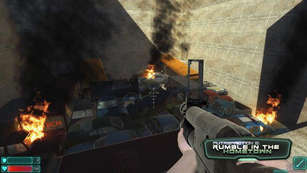 Putrefaction 2: Rumble in the hometown PC Crack