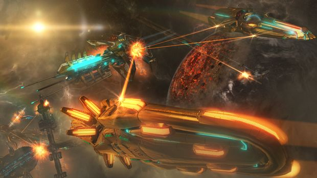 Starpoint Gemini Warlords: Cycle of Warfare Torrent Download