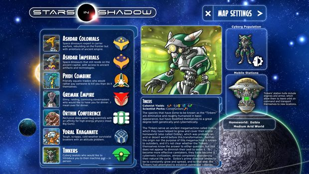 Stars in Shadow: Legacies Torrent Download