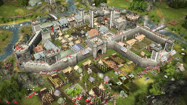Stronghold 2: Steam Edition Torrent Download
