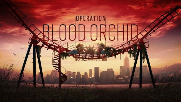 Tom Clancy's Rainbow Six Siege: Operation Blood Orchid Free Download