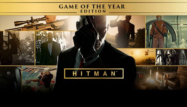 HITMAN Game of The Year Edition Free Download
